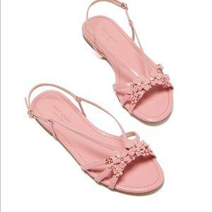 NWT Kate Spade Magnolia Pink Sandal